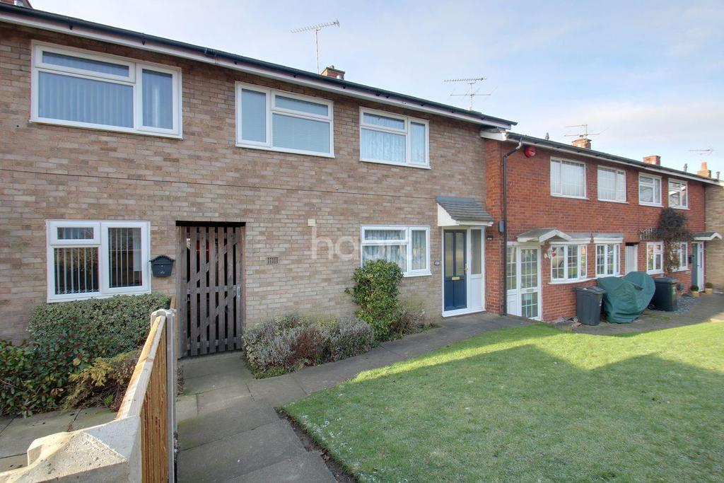 3 Bedrooms Terraced House for sale in Telford Avenue, Chells, Stevenage