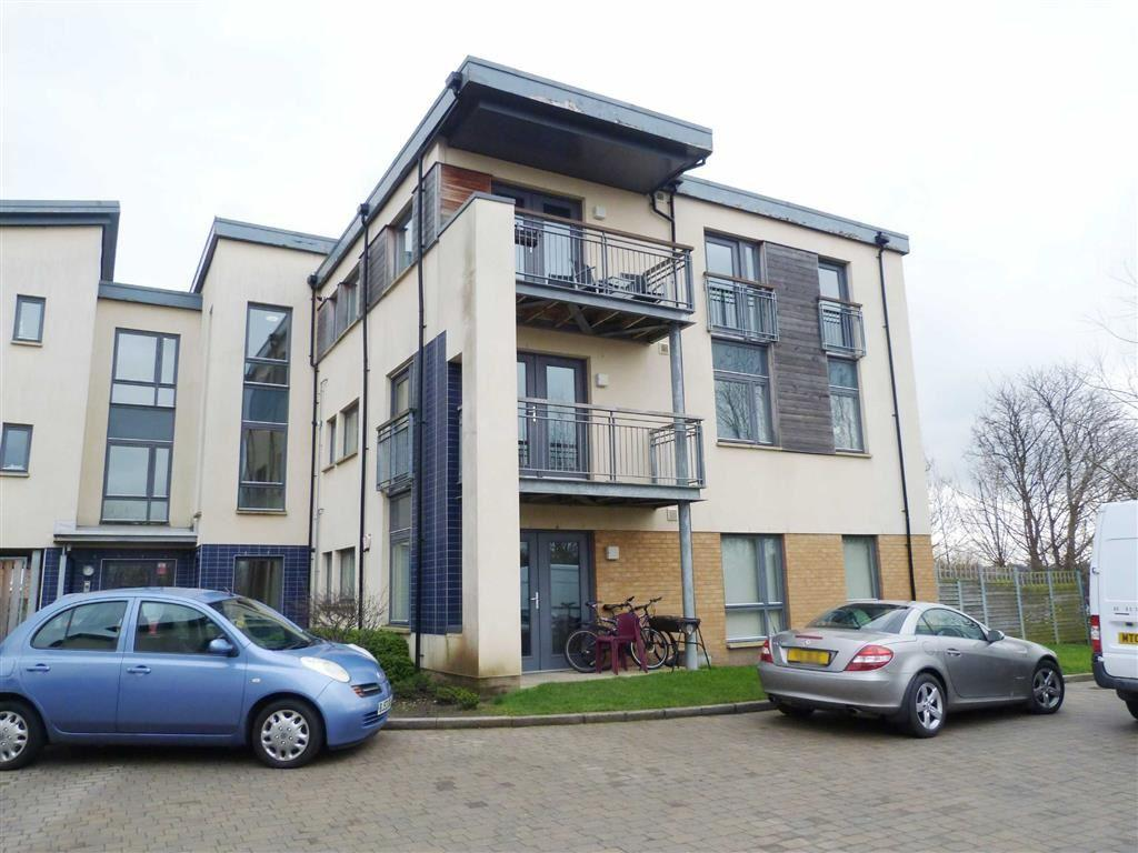 2 Bedrooms Apartment Flat for sale in Hursley Walk, Newcastle Upon Tyne