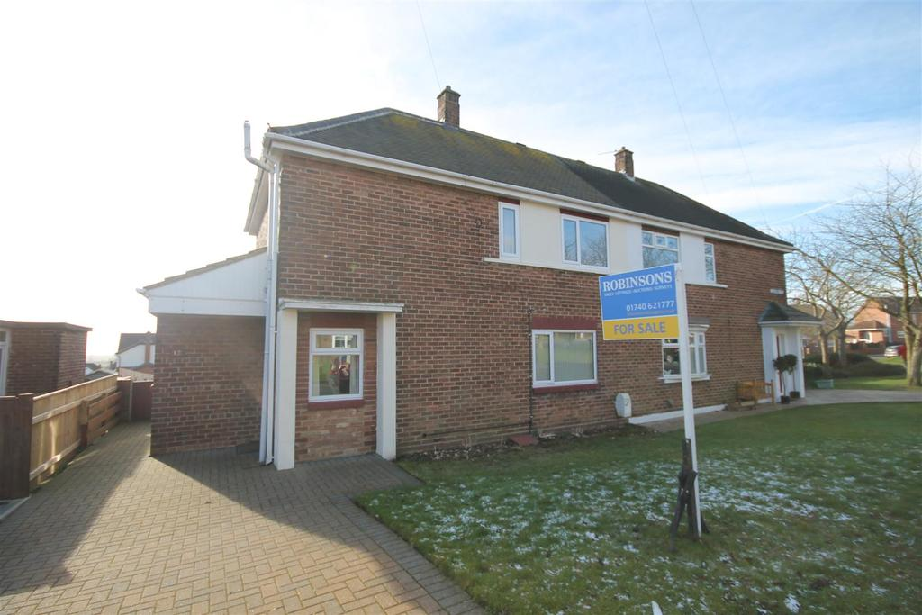 2 Bedrooms House for sale in Myrtle Grove, Trimdon, Trimdon Station