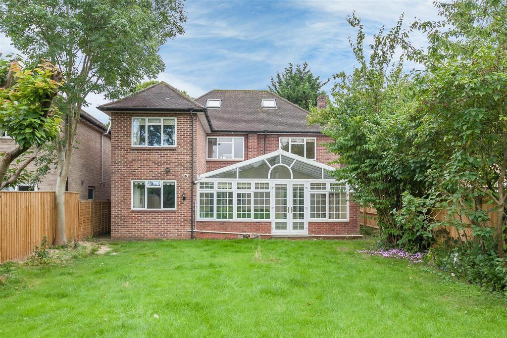 5 Bedrooms Detached House for sale in Sunderland Avenue, North Oxford