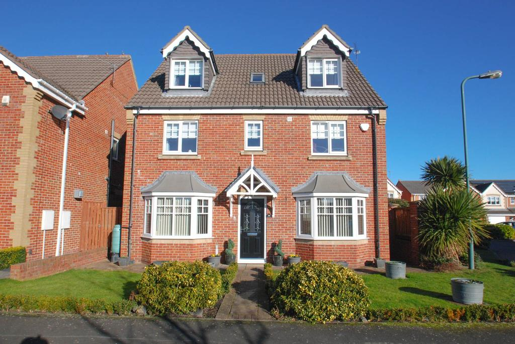 6 Bedrooms Detached House for sale in Callum Drive, South Shields