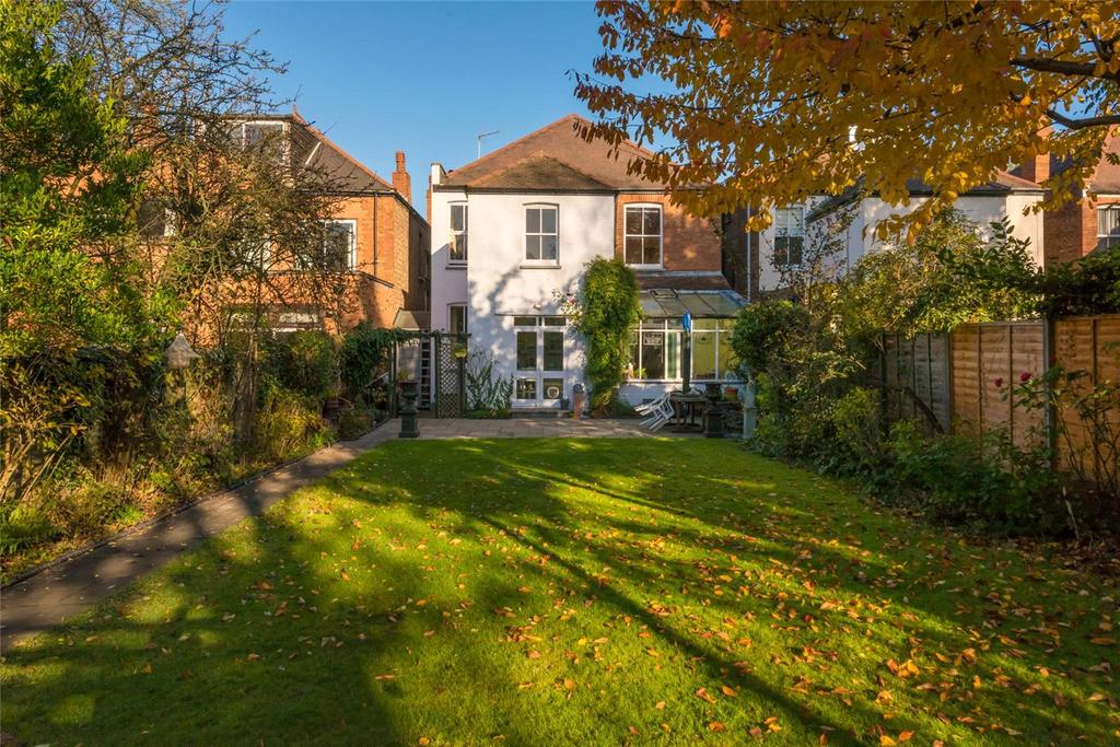 5 Bedrooms Detached House for sale in St Gabriels Road, London, NW2