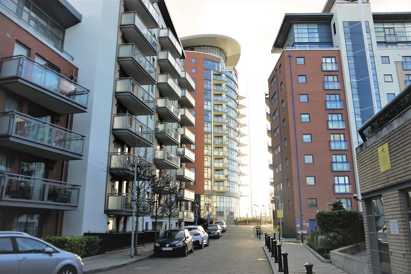 1 Bedroom Flat for sale in Galaxy Building, Crews Street, Isle Of Dogs, London. E14