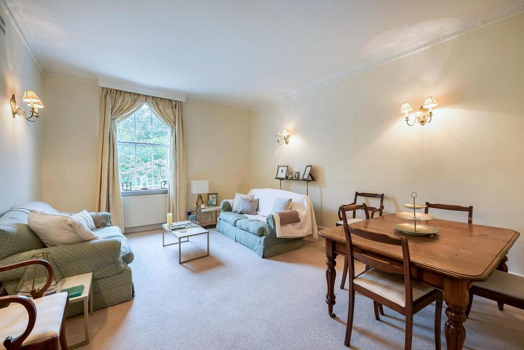 2 Bedrooms Apartment Flat for sale in WARWICK SQUARE, SW1V