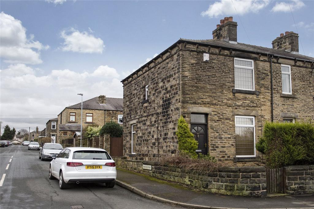 2 Bedrooms End Of Terrace House for sale in Brunswick Street, Westborough, Dewsbury, West Yorkshire, WF13