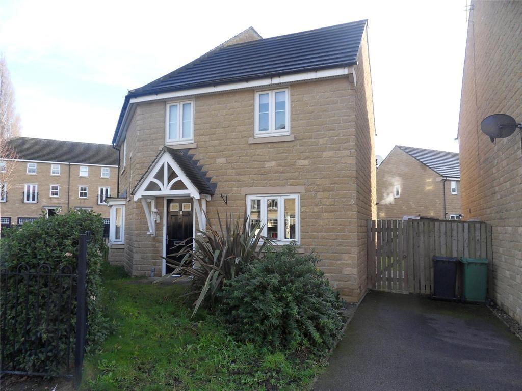 3 Bedrooms Detached House for sale in Jilling Ing Park, Dewsbury, West Yorkshire, WF12