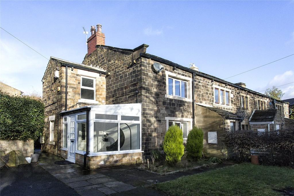 2 Bedrooms End Of Terrace House for sale in Knowles Hill, Dewsbury, West Yorkshire, WF13