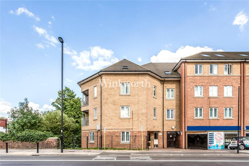 2 Bedrooms Flat for sale in Blacksmiths Court, 98 Green Lanes, London, N13