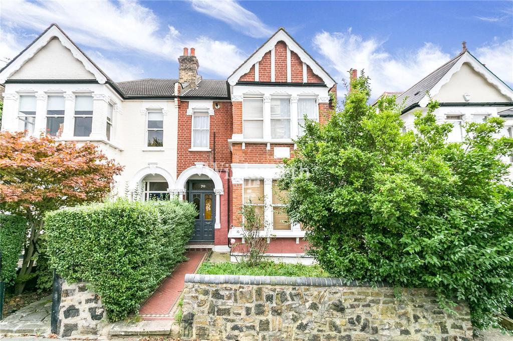 4 Bedrooms Terraced House for sale in Derwent Road, London, N13