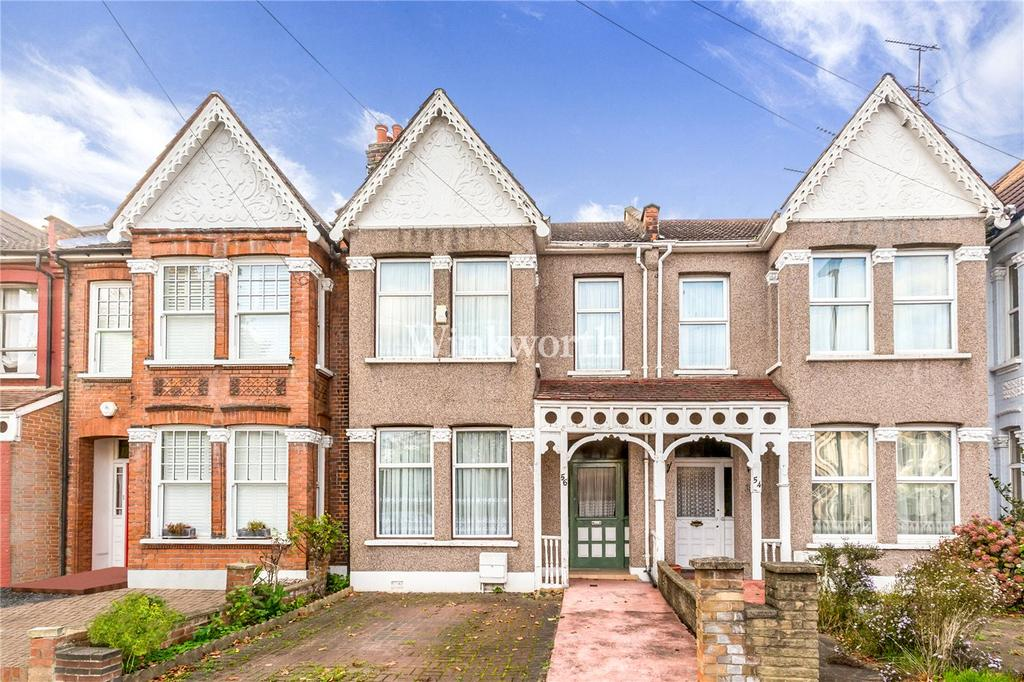4 Bedrooms Semi Detached House for sale in Palmerston Crescent, London, N13