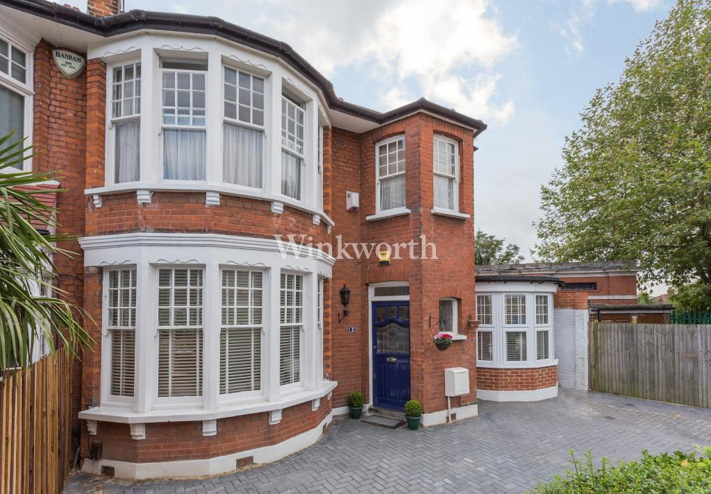 3 Bedrooms End Of Terrace House for sale in Riverway, London, N13