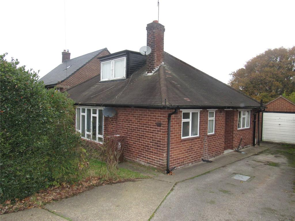 4 Bedrooms Detached Bungalow for sale in Robin Down Lane, Mansfield, Nottinghamshire, NG18