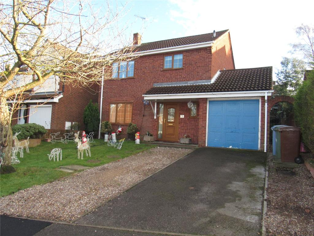 3 Bedrooms Detached House for sale in The Bridleway, Mansfield, Nottinghamshire, NG19