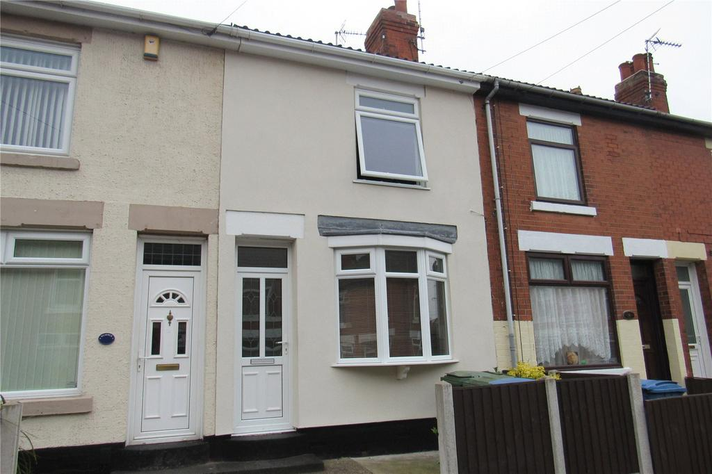 2 Bedrooms Terraced House for sale in Harrington Street, Mansfield, Nottinghamshire, NG18