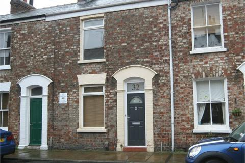 2 bedroom terraced house to rent - Hampden Street, Bishophill, York, YO1