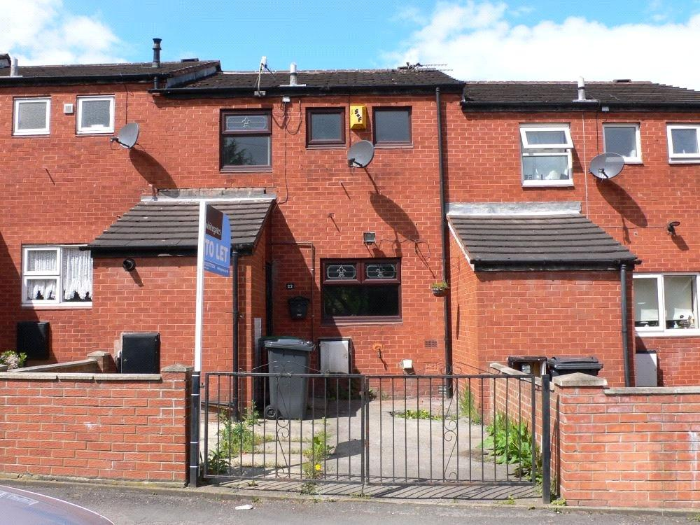 3 Bedrooms Terraced House for sale in St Lukes Road, Beeston, Leeds, West Yorkshire, LS11