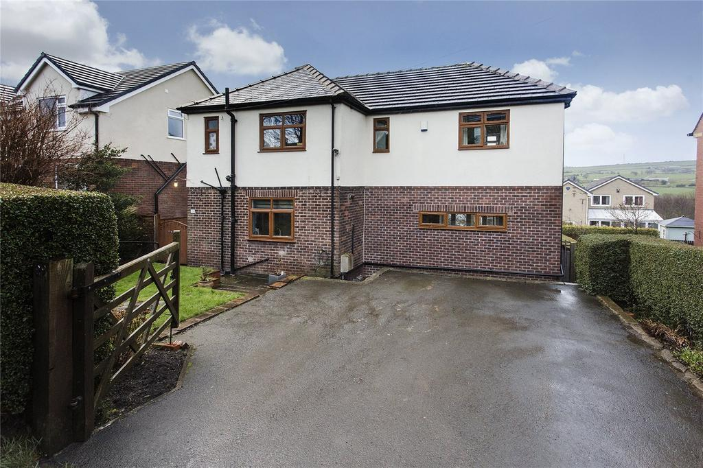 4 Bedrooms Detached House for sale in Quarryside Road, Mirfield, West Yorkshire, WF14