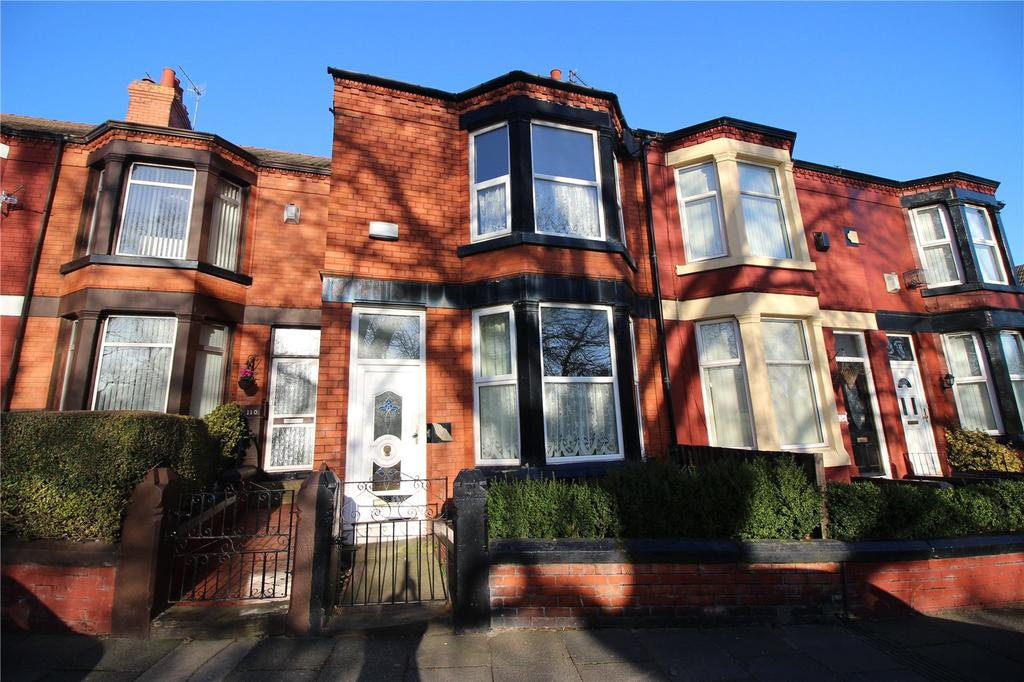 3 Bedrooms Terraced House for sale in Well Lane, Birkenhead, Merseyside, CH42