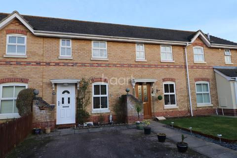 2 bedroom end of terrace house for sale - Elmers Lane