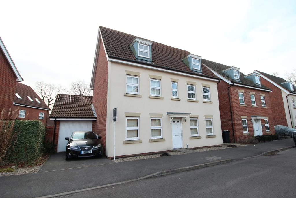 5 Bedrooms Town House for sale in Hansen Gardens , Hedge End SO30