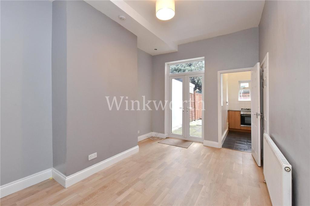 1 Bedroom Flat for sale in Etherley Road, Turnpike Lane, London, N15