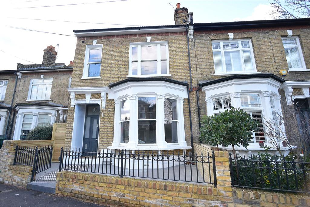 5 Bedrooms Semi Detached House for sale in Glengarry Road, East Dulwich, London, SE22