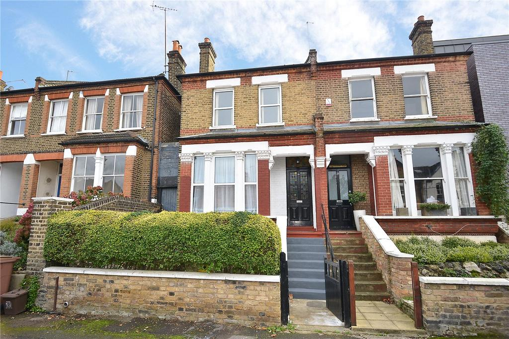 4 Bedrooms Semi Detached House for sale in Hillcourt Road, East Dulwich, London, SE22