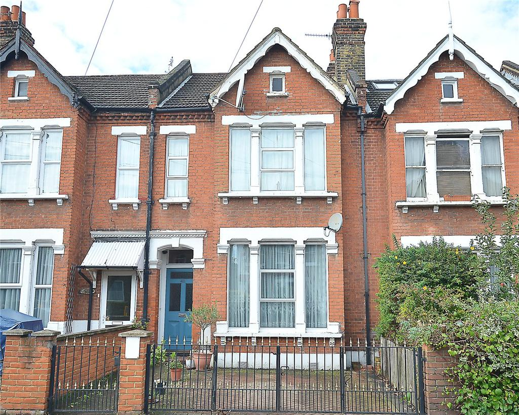 4 Bedrooms Terraced House for sale in Crystal Palace Road, East Dulwich, London, SE22
