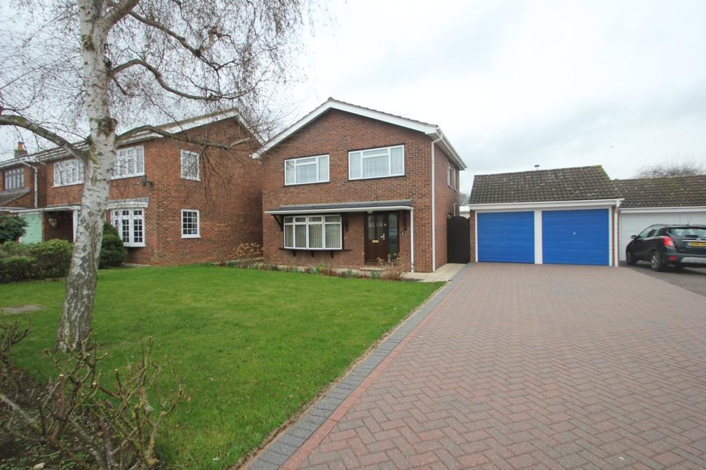 4 Bedrooms Detached House for sale in Hampstead Gardens, Hockley