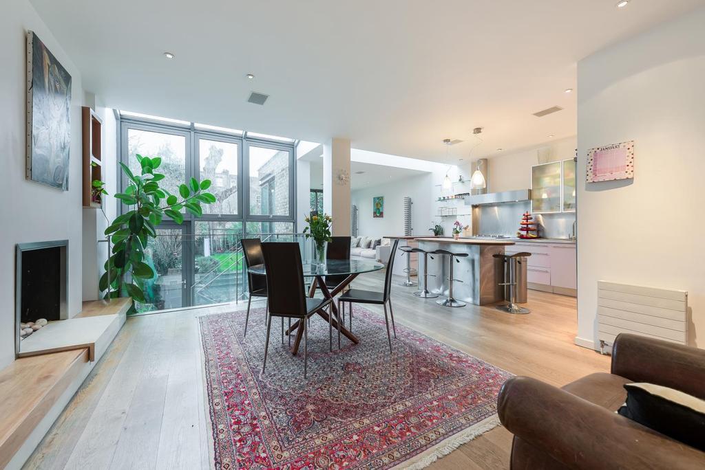 6 Bedrooms House for sale in BROMFELDE ROAD, SW4