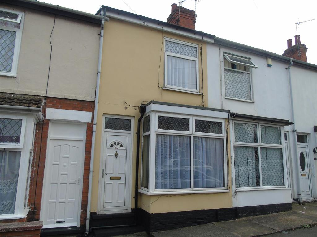 2 Bedrooms Terraced House for sale in Chesterfield Avenue, New Whittington, Chesterfield