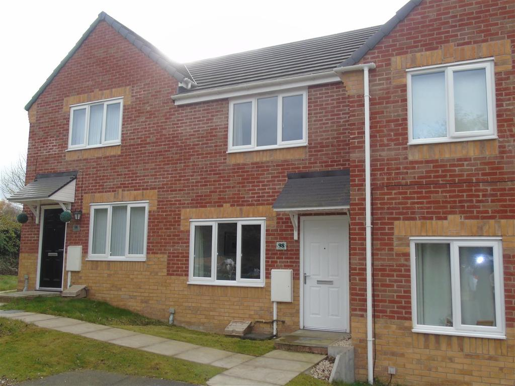 2 Bedrooms Terraced House for sale in Croft House Way, Bolsover, Chesterfield
