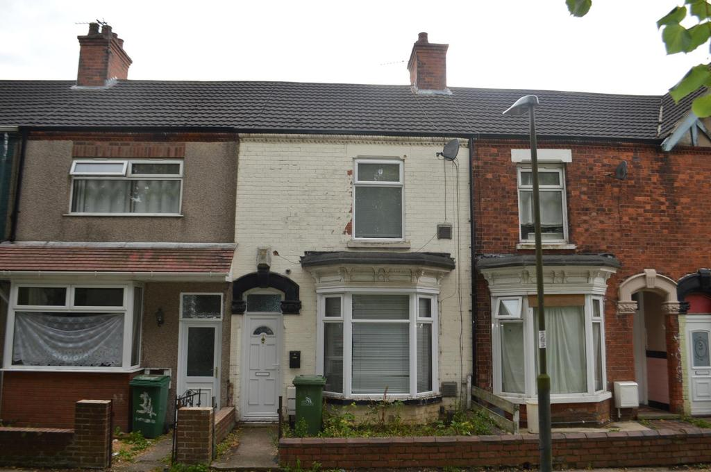 3 Bedrooms Terraced House for sale in Highfield Avenue, Grimsby, North East Lincolnshire, DN32