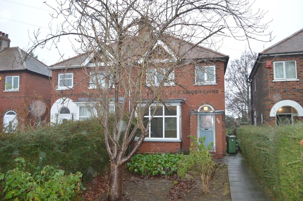 3 Bedrooms Semi Detached House for sale in Laceby Road, Grimsby, North East Lincolnshire, DN34