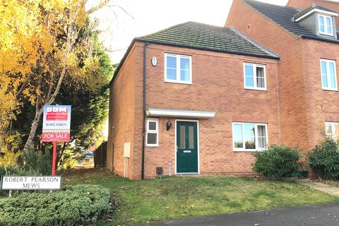3 bedroom end of terrace house for sale - Robert Pearson Mews, Grimsby, North East Lincolnshire, DN32