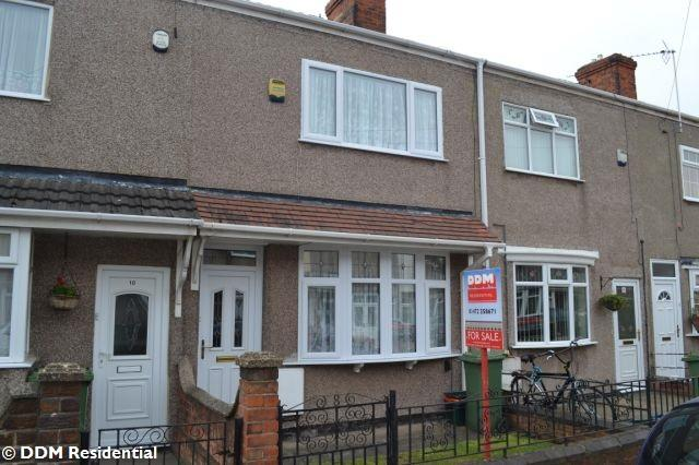 3 Bedrooms Terraced House for sale in Johnson Street, Cleethorpes, North East Lincolnshire, DN35