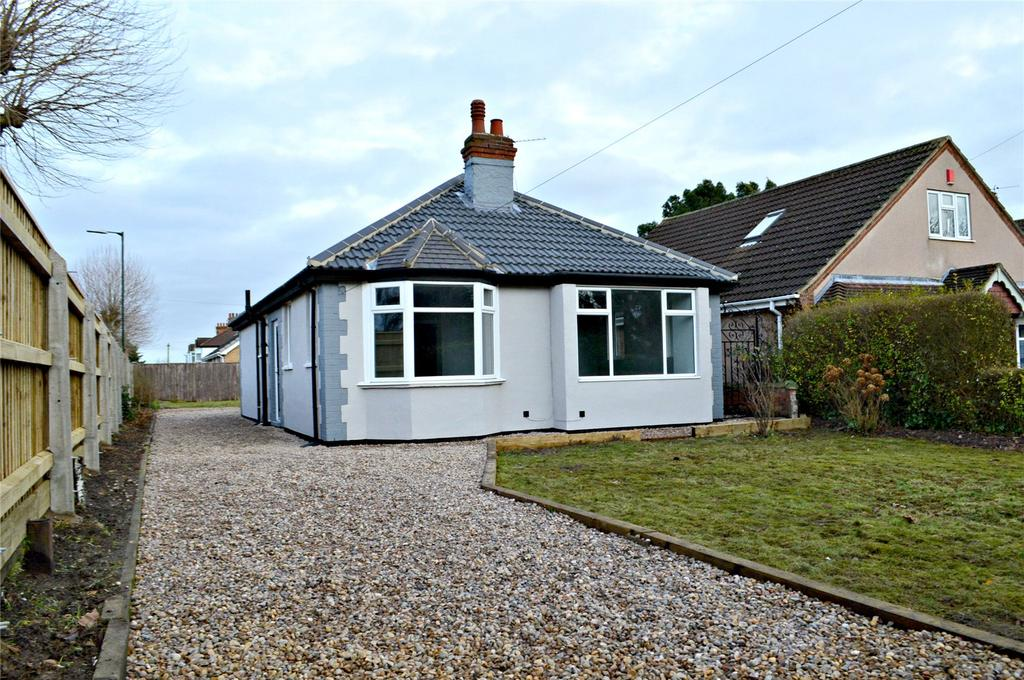 3 Bedrooms Detached Bungalow for sale in Louth Road, Scartho, Grimsby, North East Lincolnshir, DN33