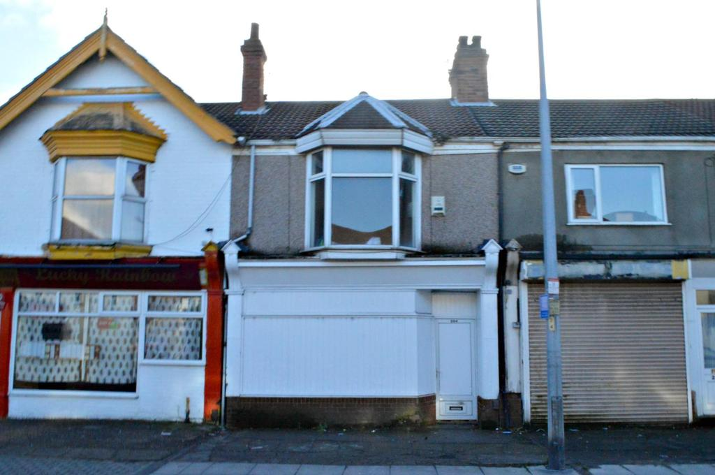 3 Bedrooms Terraced House for sale in Wellington Street, Grimsby, Lincolnshire, DN32