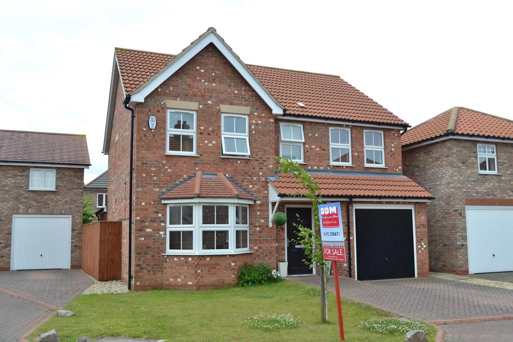 4 Bedrooms Detached House for sale in Cotswold Close, Cleethorpes, North East Lincolnshire, DN35