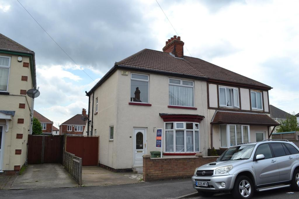 3 Bedrooms Semi Detached House for sale in Lestrange Street, Cleethorpes, North East Lincolnshire, DN35