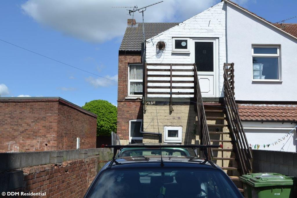1 Bedroom Flat for sale in Diana Street, Scunthorpe, North Lincolnshire, DN15