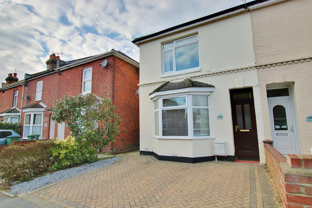 3 Bedrooms End Of Terrace House for sale in Itchen, Southampton
