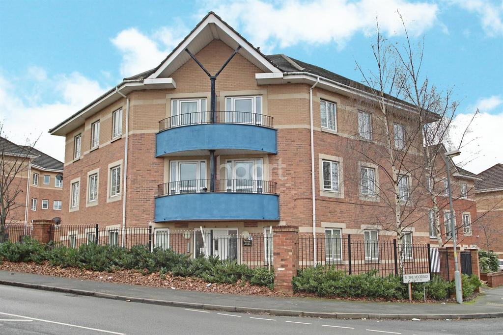 2 Bedrooms Flat for sale in The Moorings, Hockley, Birmingham