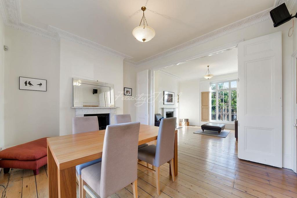 4 Bedrooms Semi Detached House for sale in Stamford Road, Islington, N1
