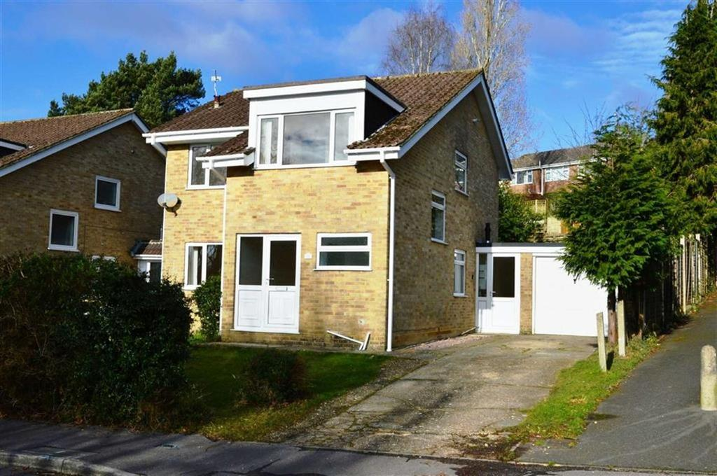 4 Bedrooms Detached House for sale in Ashmeads Close, Wimborne, Dorset