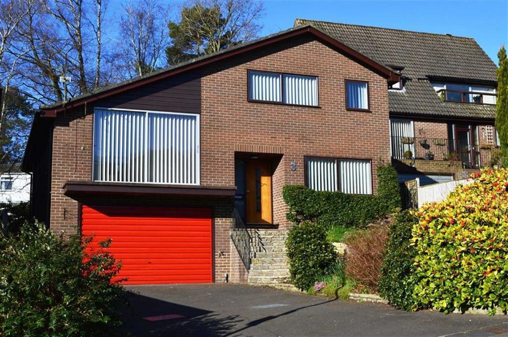 4 Bedrooms Detached House for sale in Gladelands Close, Broadstone, Dorset