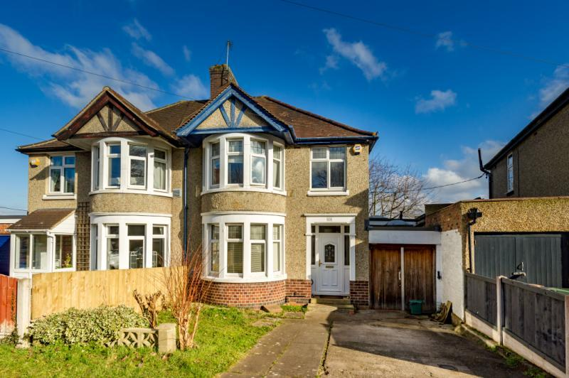 3 Bedrooms Semi Detached House for sale in Southern-By-Pass, Oxford, Oxfordshire