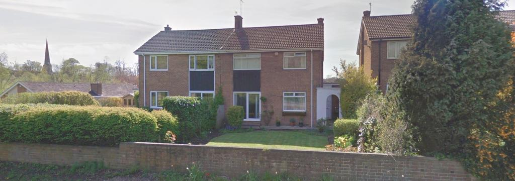 3 Bedrooms Semi Detached House for sale in Hopgarth Gardens, Chester Le Street