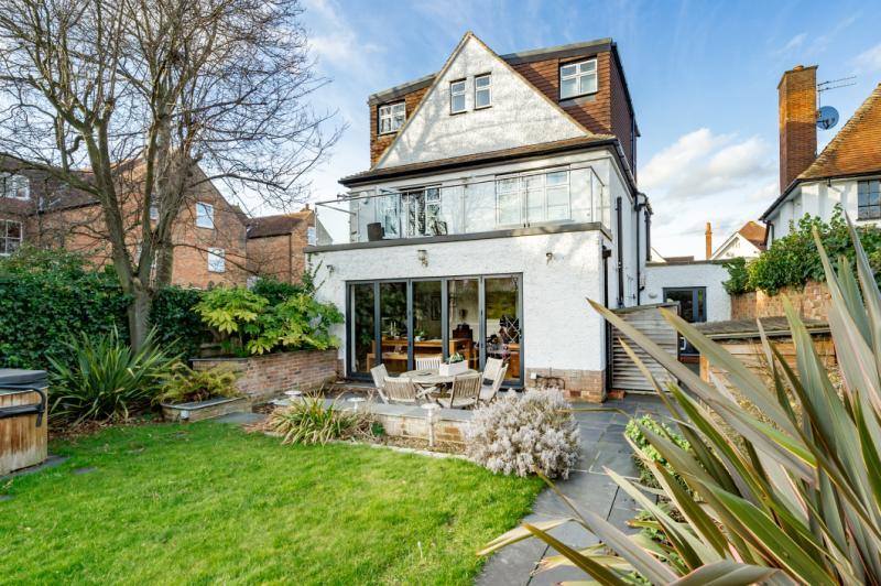 5 Bedrooms Detached House for sale in Portland Road, Oxford, Oxfordshire