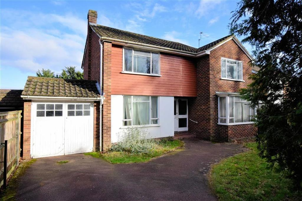 3 Bedrooms Detached House for sale in Whiteknights Road, Reading